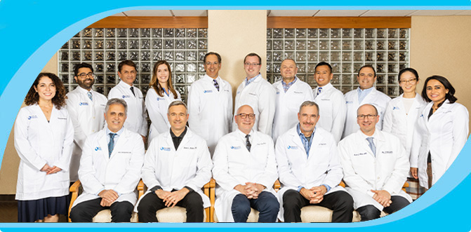 Meet Our Team - Physicians & Advanced Practitioners\